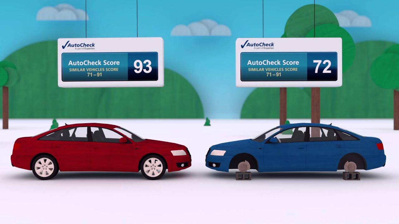 ما هو تقرير AutoCheck