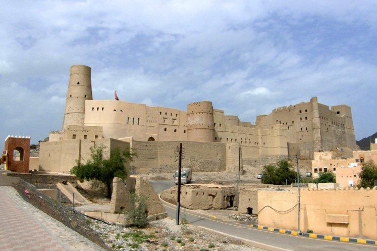 أكبر ولاية في سلطنة عمان من حيث المساحة