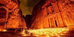 افضل 10 مناطق تقوم بزيارتها في الأردن