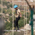 المغامرة والتشويق في الأردن