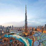 برج خليفة أطول برج في الدنيا