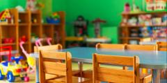 سجلات إدارة رياض الأطفال