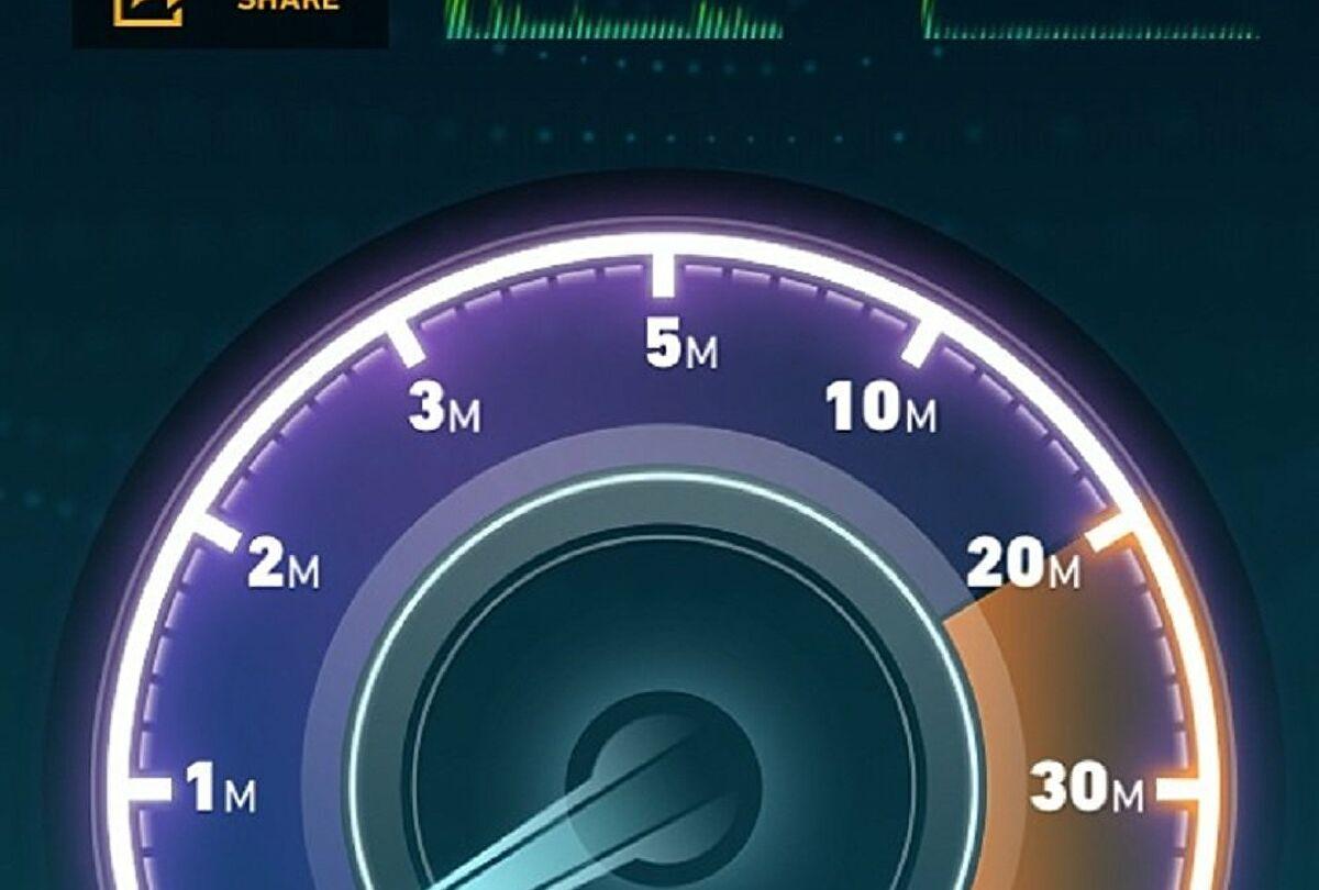 طريقة قياس سرعة الإنترنت في المنزل