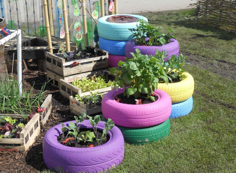 كيف تستغل حديقة المنزل