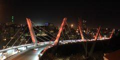 معمارية جسر عبدون