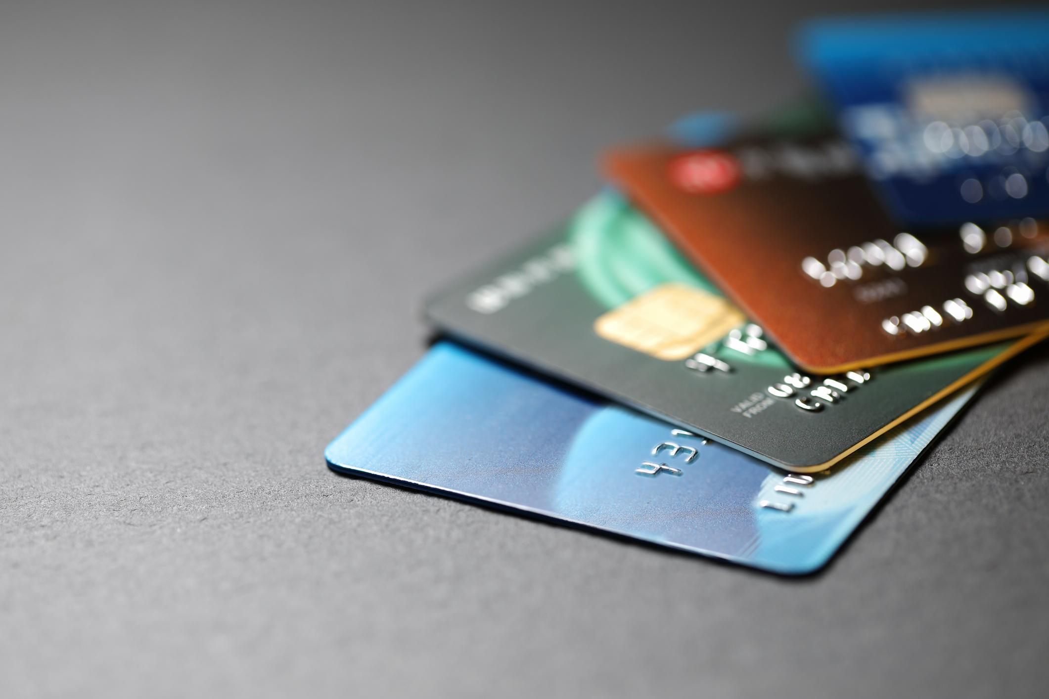 قرض بطاقة الائتمان Credit Cards اقرأ السوق المفتوح