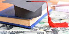 قرض ربوي للدراسة